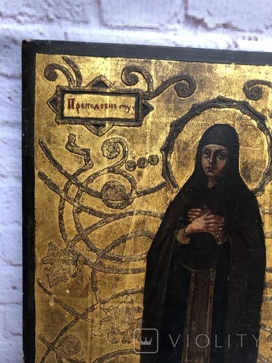 Преподобная Евдокия, фото №4
