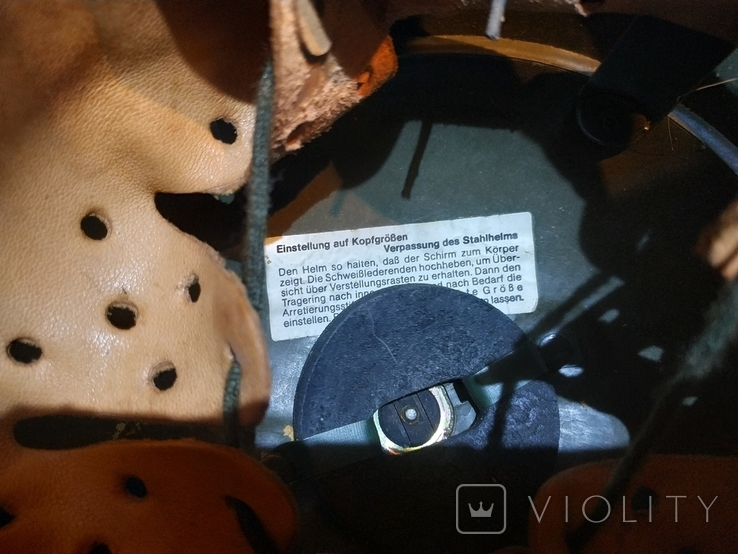 Каска М-60 Німеччина, фото №9