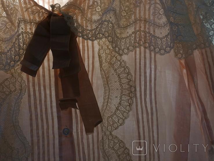 Рубашка женская конец 19 века батист Италия, фото №9
