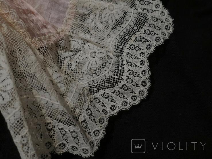 Рубашка женская конец 19 века батист Италия, фото №11
