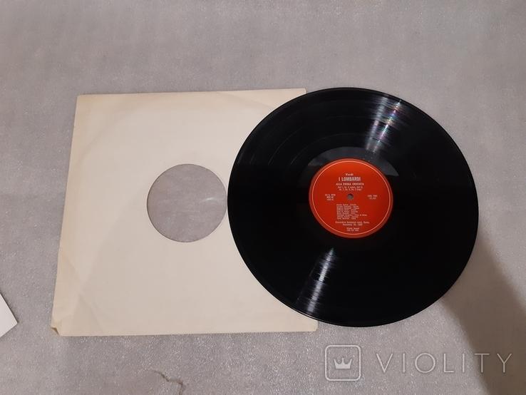Пластинка Renata Scotto Luciano Pavarotti (2 пластинки в твердой коробке), фото №12
