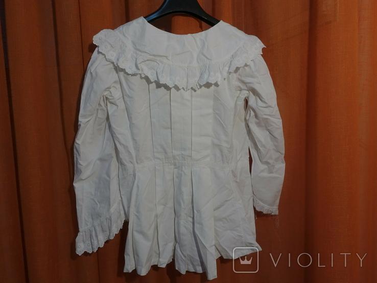Рубашка женская конец 19 века  Италия, фото №10