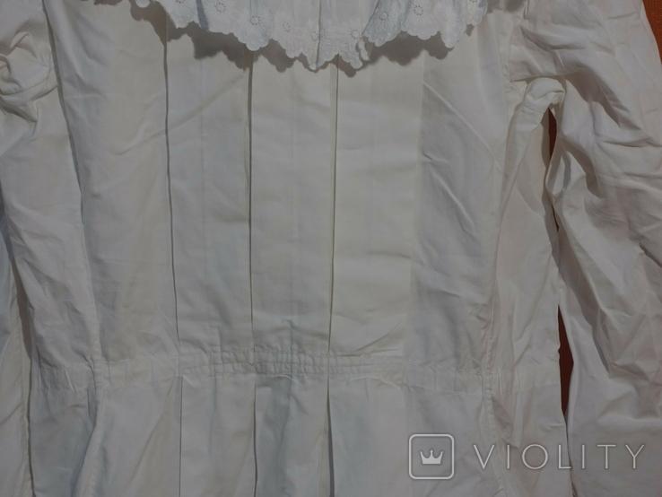 Рубашка женская конец 19 века  Италия, фото №12