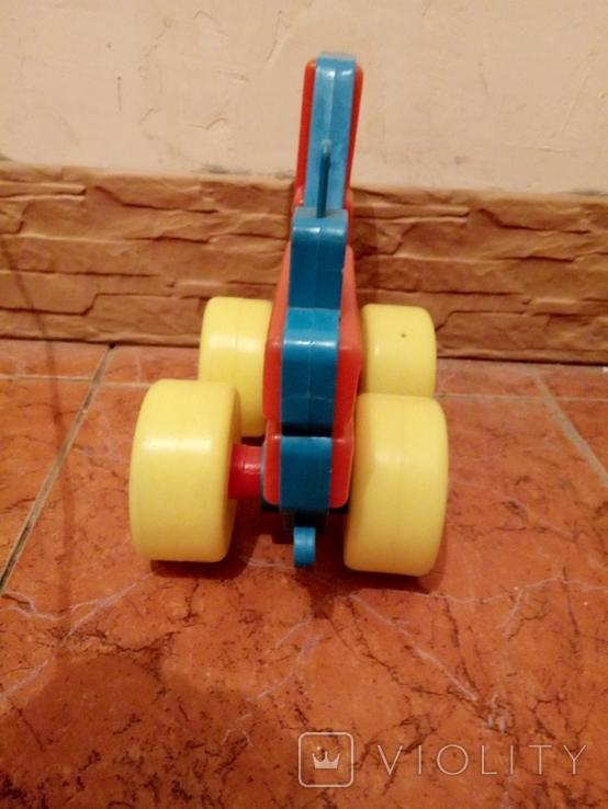 Игрушка трактор, фото №4