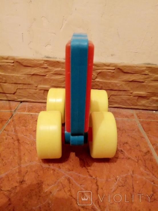 Игрушка трактор, фото №5