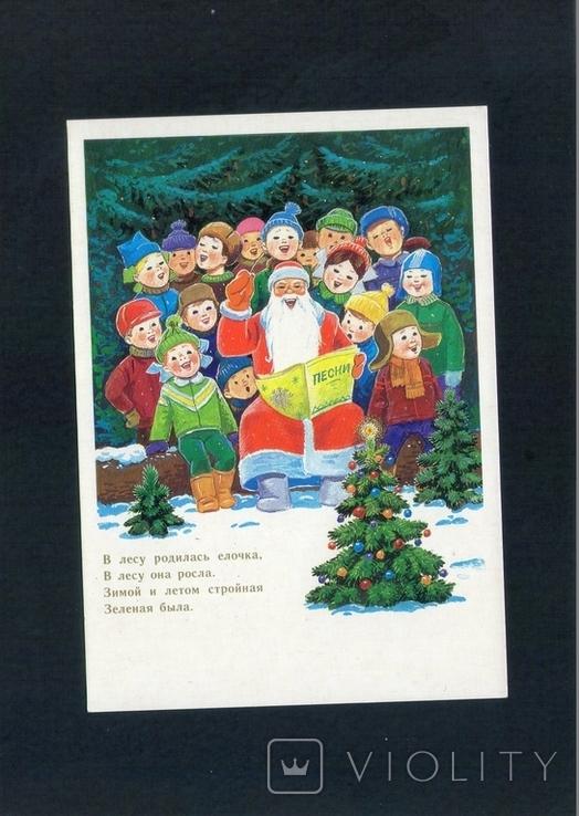 Зарубин 1986 Песня В лесу родилась ёлочка, фото №2