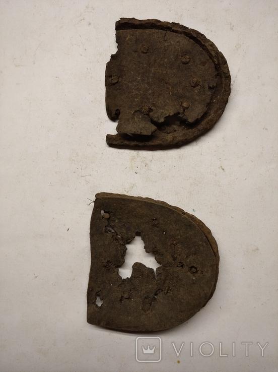 Немецкие подковы с набойками, фото №3