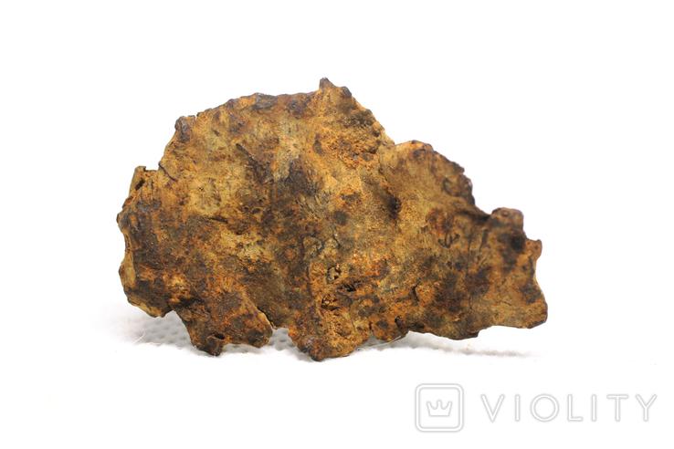 Залізний метеорит Sikhote-Alin, 15,0 грама, з сертифікатом автентичності, фото №2
