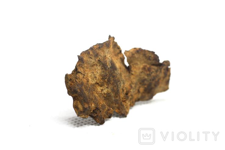 Залізний метеорит Sikhote-Alin, 15,0 грама, з сертифікатом автентичності, фото №4
