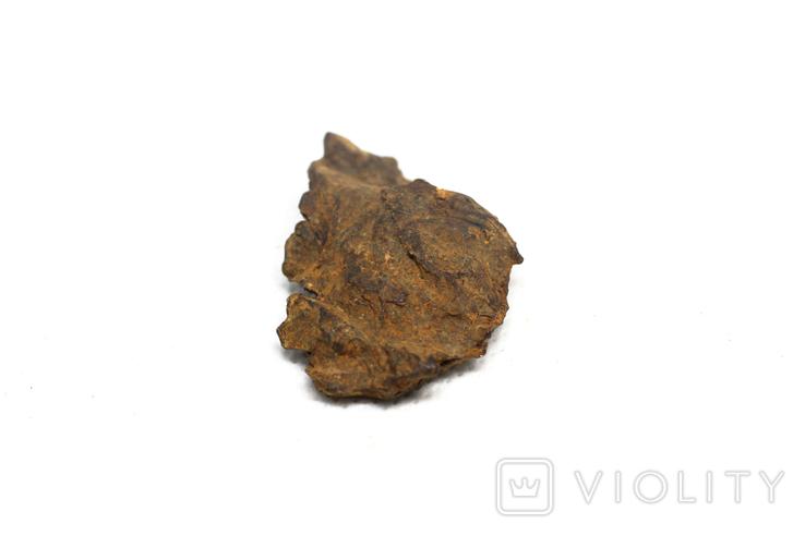 Залізний метеорит Sikhote-Alin, 15,0 грама, з сертифікатом автентичності, фото №7