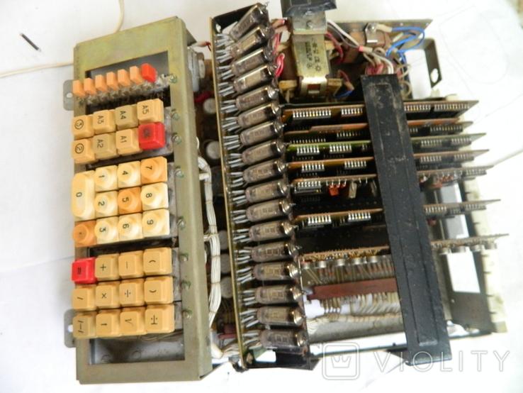 Калькулятор Іскра 122-1  ( 1981 рік ), фото №4