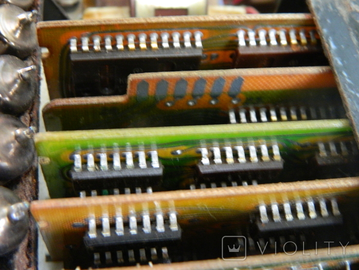 Калькулятор Іскра 122-1  ( 1981 рік ), фото №6