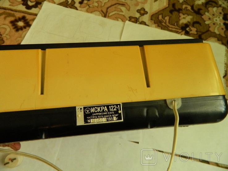 Калькулятор Іскра 122-1  ( 1981 рік ), фото №12