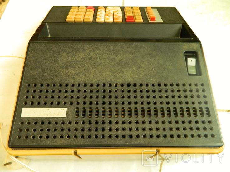 Калькулятор Іскра 122-1  ( 1981 рік ), фото №13