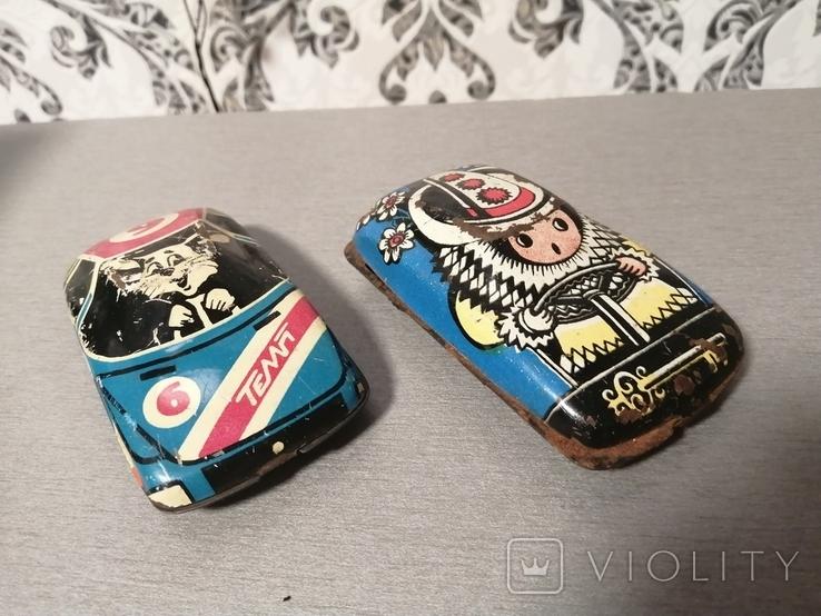 Машинки СССР 2 штуки, фото №2