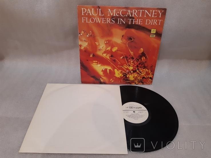 Пластинка Paul McCartney, фото №2