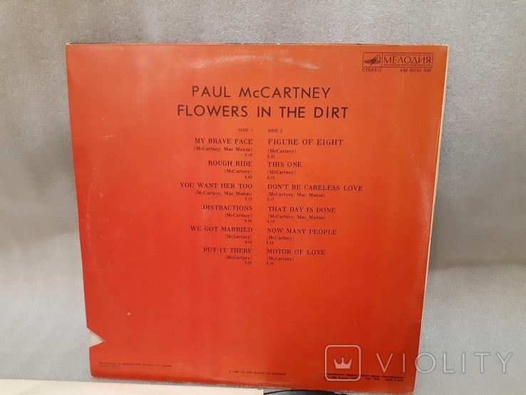 Пластинка Paul McCartney, фото №4
