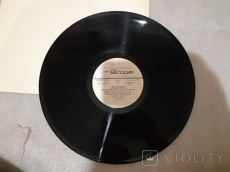 Пластинка Paul McCartney, фото №6