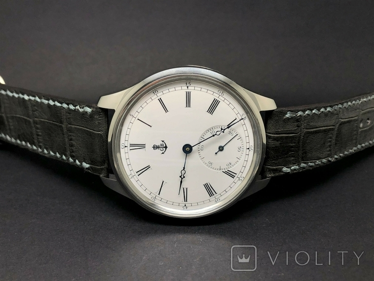 Часы Gustav Becker ключник, фото №4