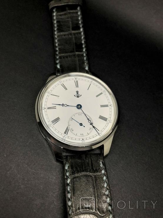 Часы Gustav Becker ключник, фото №10