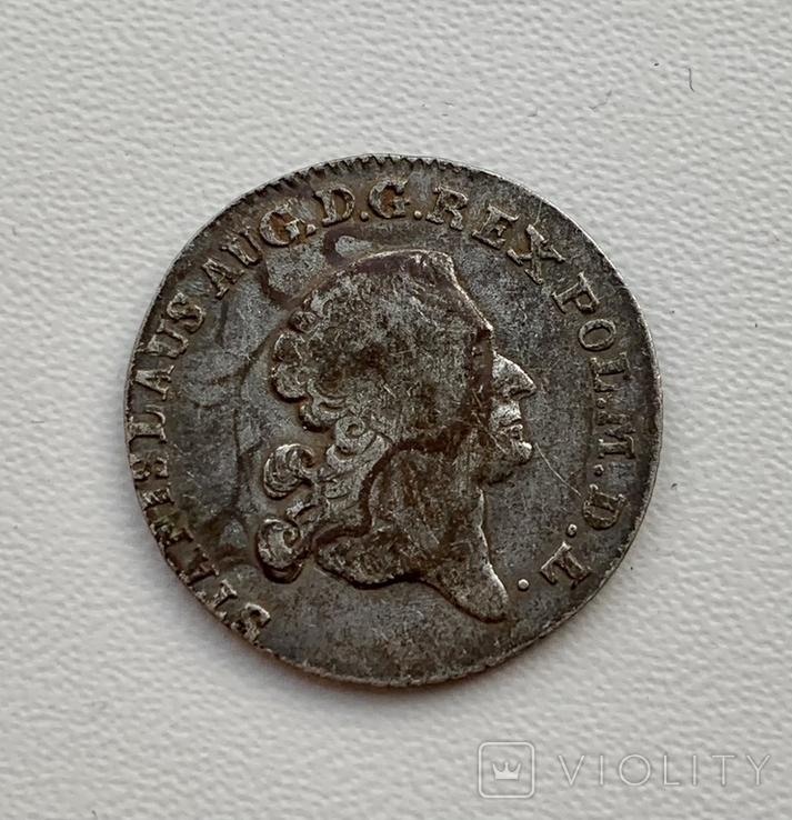 4 гроша 1767, фото №2