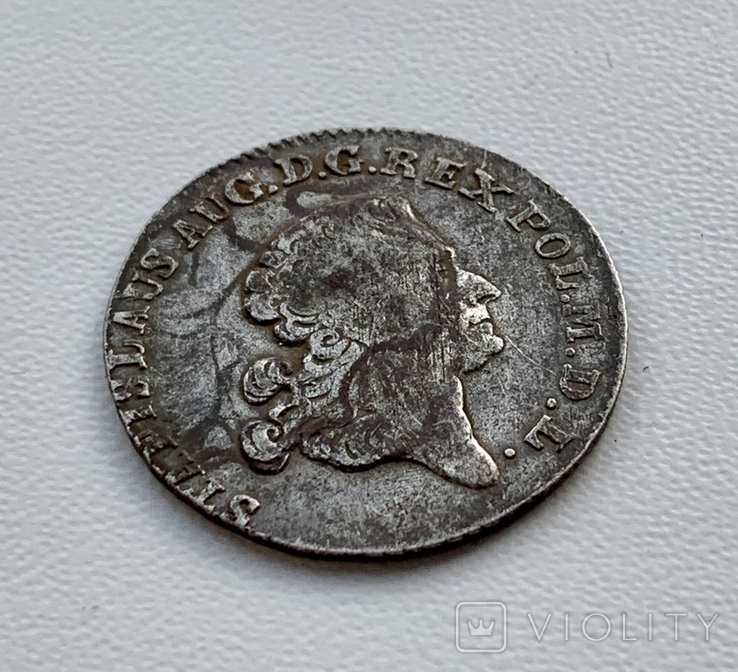 4 гроша 1767, фото №3