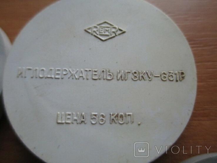 Иглодержатель ИГЗКУ-631Р.  5 штук., фото №3