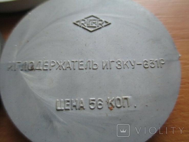 Иглодержатель ИГЗКУ-631Р.  5 штук., фото №4