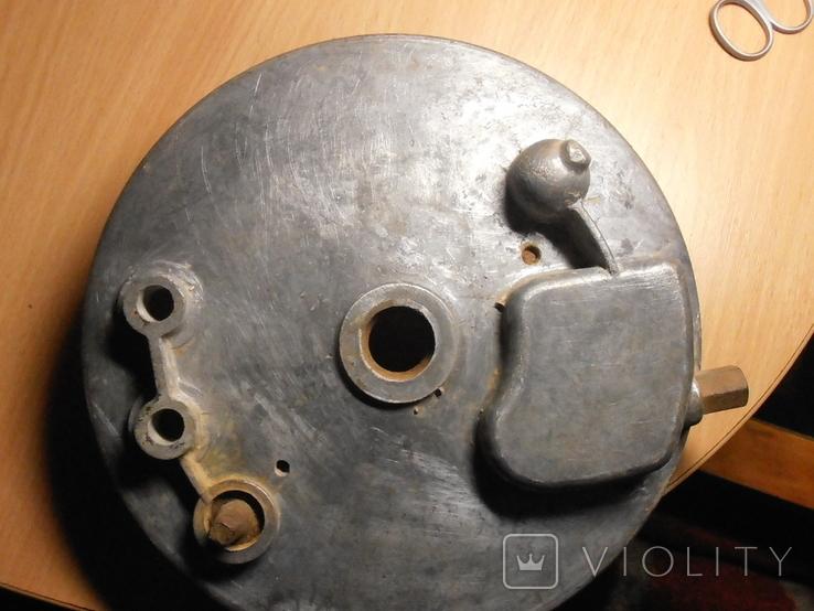 Опорный барабан на коляску ДНЕПР, фото №2