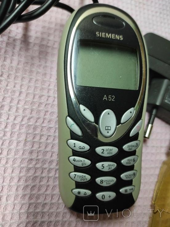 Телефон Siemens, фото №3