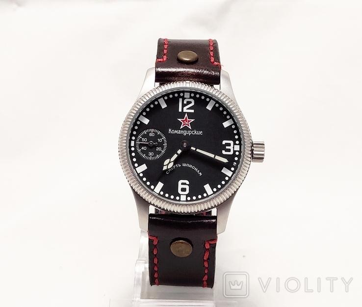 Часы наручные , механизм молния 3602, фото №2