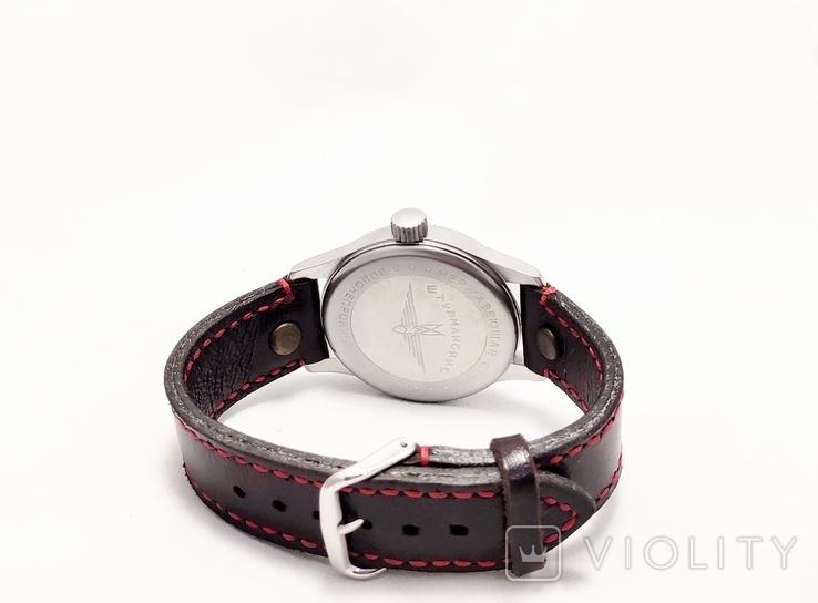 Часы наручные , механизм молния 3602, фото №7