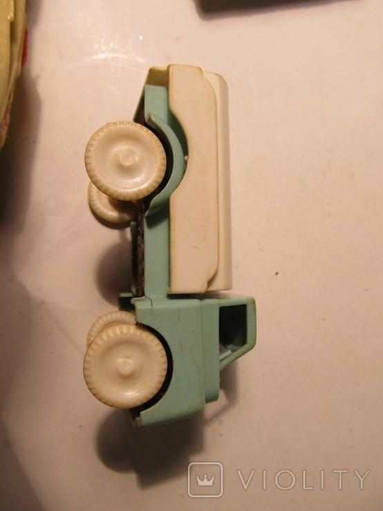 Советские машинки. 4 шт. одним лотом, фото №10