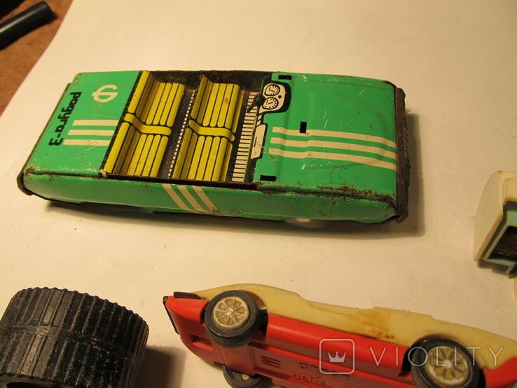 Советские машинки. 4 шт. одним лотом, фото №12