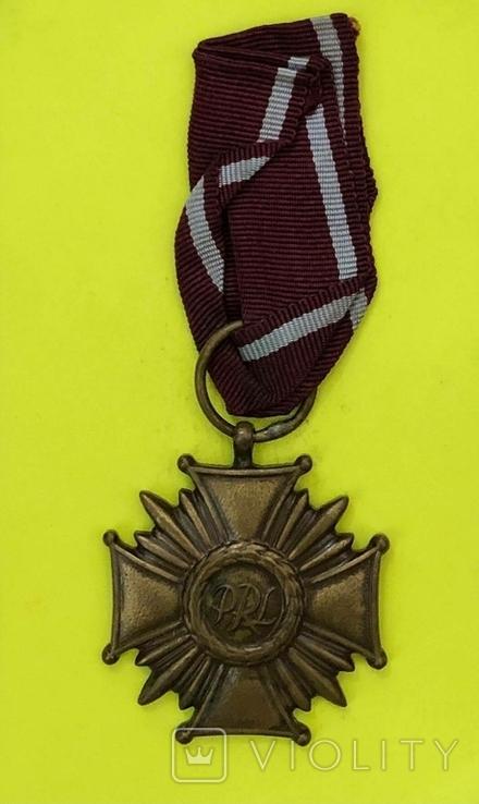 Бронзовий Крест Заслуги, фото №2