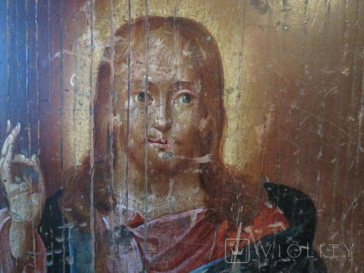 Икона Иисус 27х36, фото №3