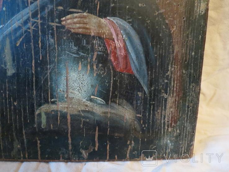 Икона Иисус 27х36, фото №4