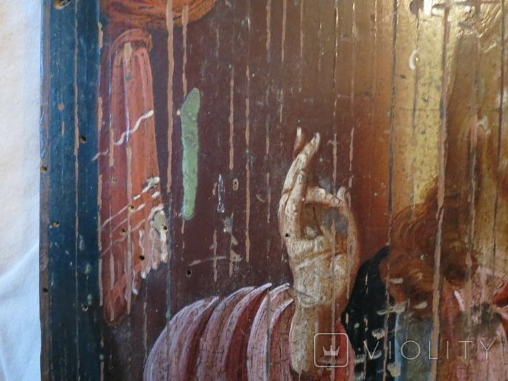 Икона Иисус 27х36, фото №6