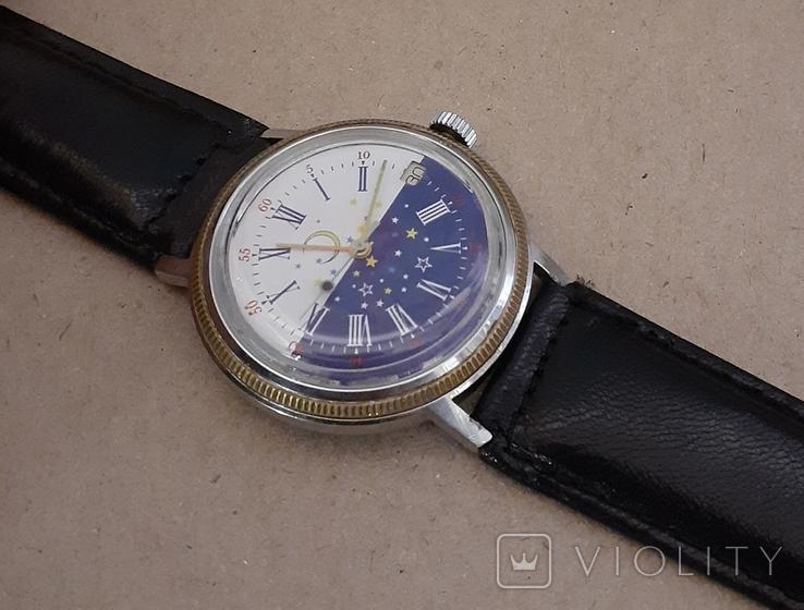 Часы восток ссср (284), фото №3