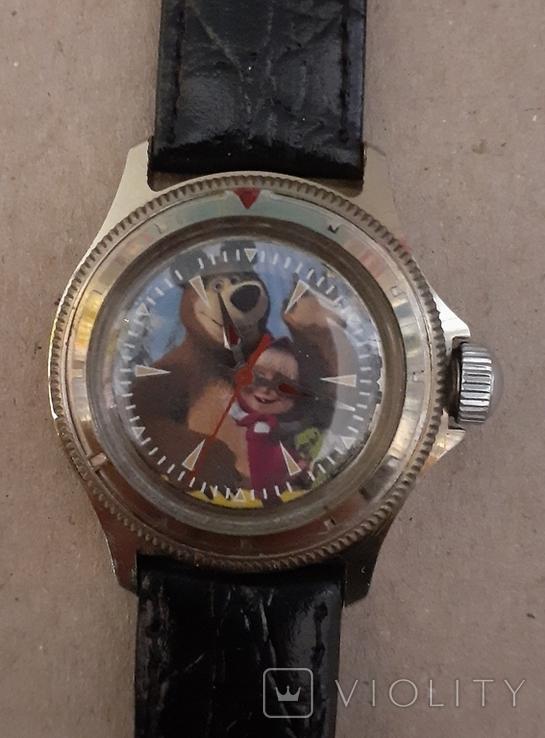 Часы восток ссср (285), фото №3