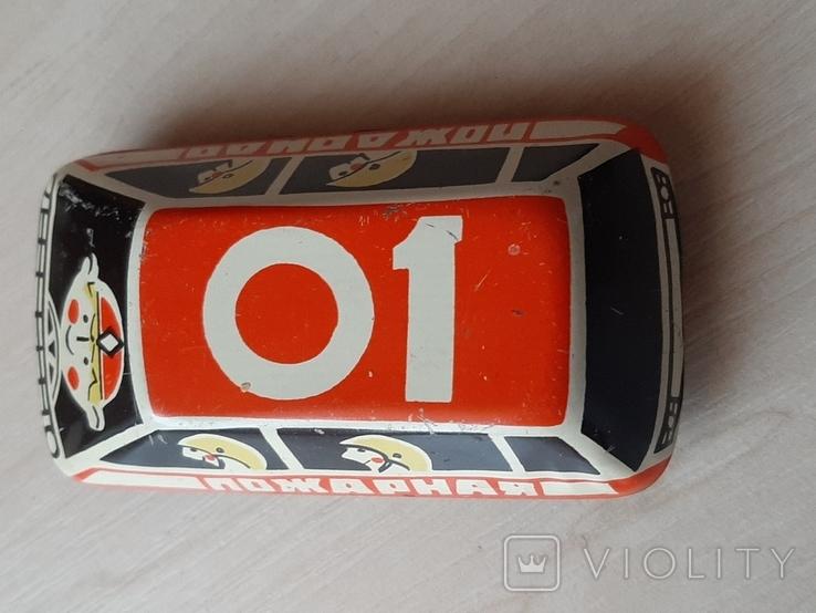 Машина пожарная 01 СССР, фото №3