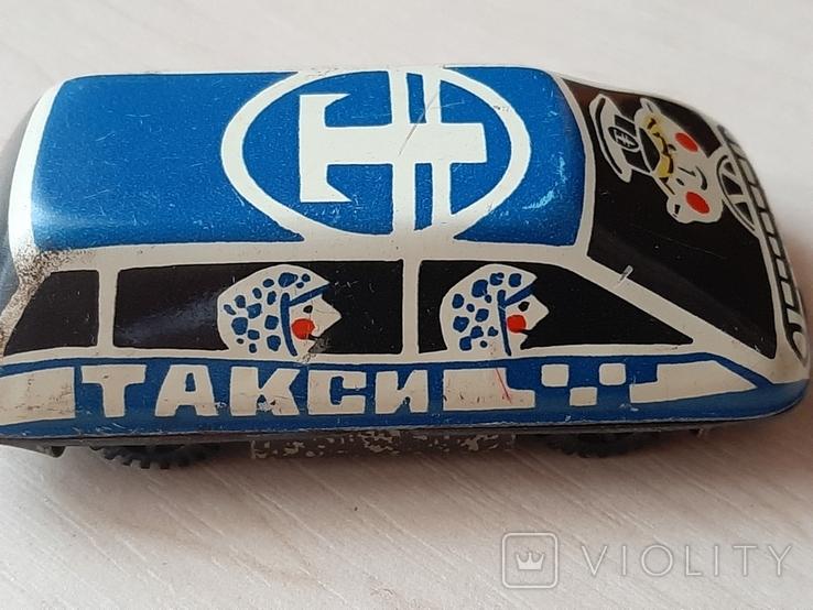 Такси СССР, фото №2