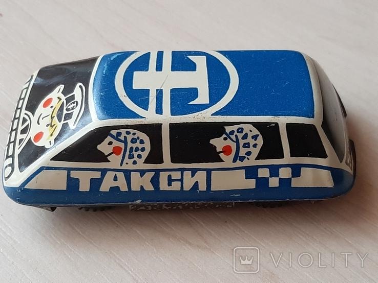 Такси СССР, фото №4