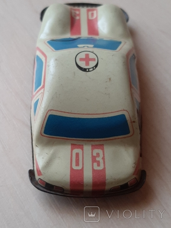 Скорая помощь 03 СССР, фото №5