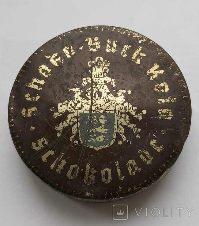 Коробка из под конфет Schoko Back Kola, фото №2