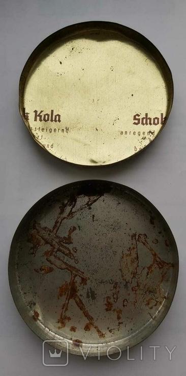 Коробка из под конфет Schoko Back Kola, фото №4