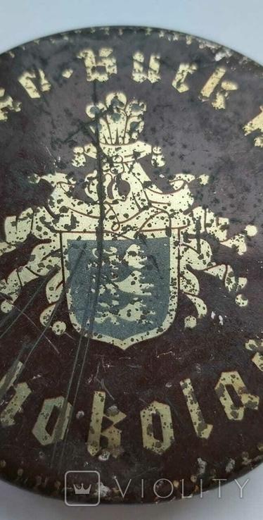 Коробка из под конфет Schoko Back Kola, фото №5