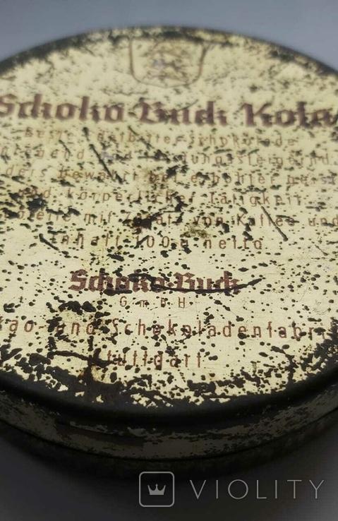 Коробка из под конфет Schoko Back Kola, фото №6