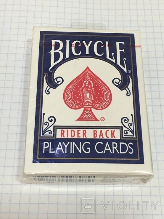 Карты Bicycle, фото №2
