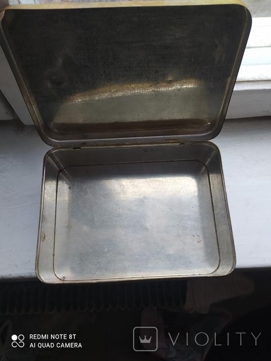 Жестяная коробка СССР, фото №3